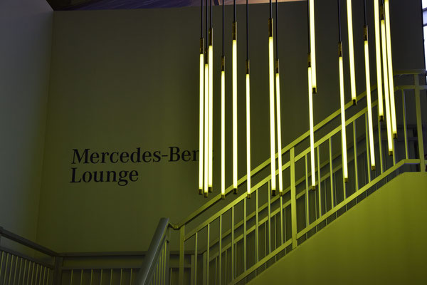 Bild: Mercedes-Benz Lounge Fashion Week Berlin