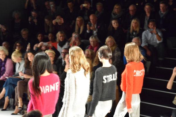 Bild: Fashionshow von Laurèl in Berlin