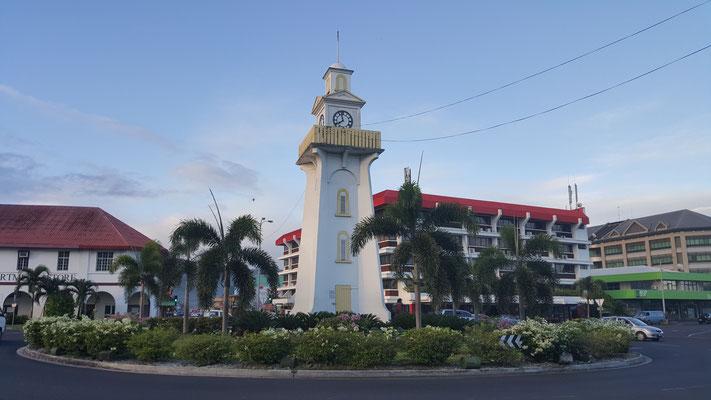 Bild: Samoa
