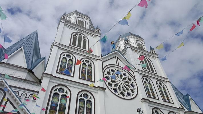 Bild: Kirche in Apia auf Samoa
