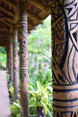 Bild: Architektur auf Samoa