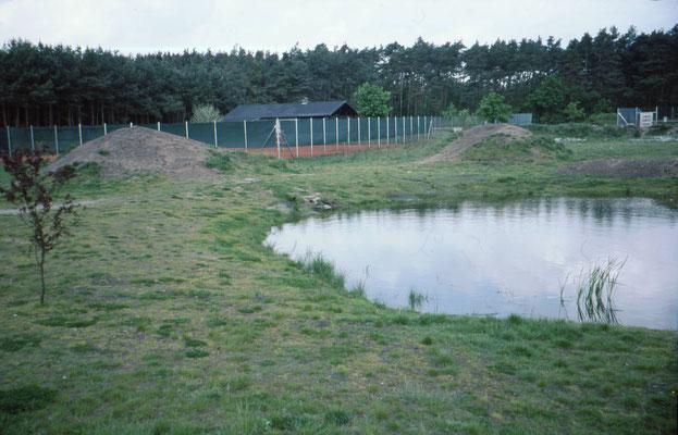 Mai 1999 - 1 Jahr nach dem Bau