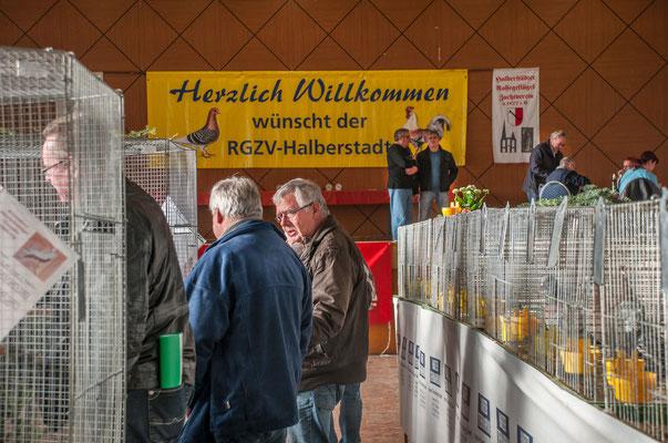 FVN Werbeschau beim RGZV-Halberstadt, Foto v. N. Heyke