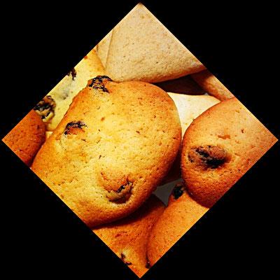 Gâteaux four secs