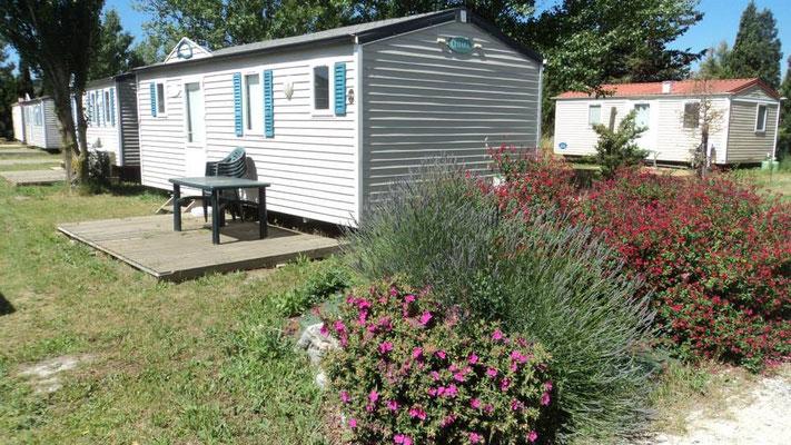 Le Camping Ideal Investir Dans Un Mobil Home