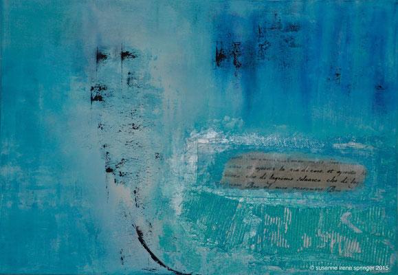 Memories of Rome II                                                      100 x 70 cm