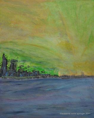 Skyline                                                                                      80 x 100 cm