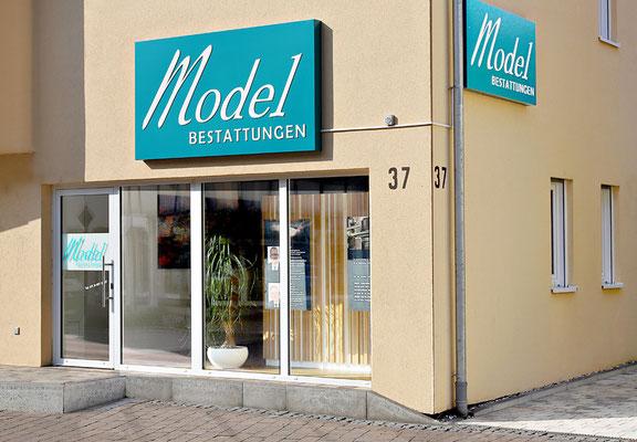 Model Bestattungen: Heilbronner Straße 37 | 74223 Flein