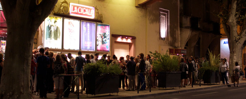 Cinéma La Cigale