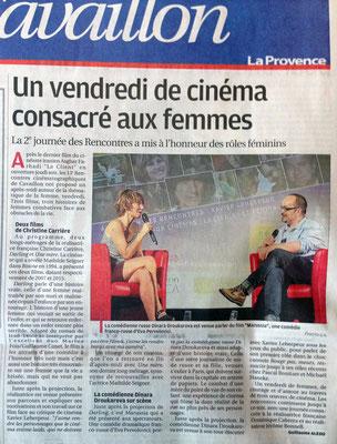 La Provence - Dimanche 25 sept. 2016