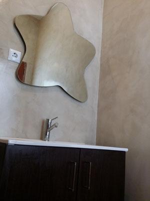 Arte Revestimientos / Microcemento baño