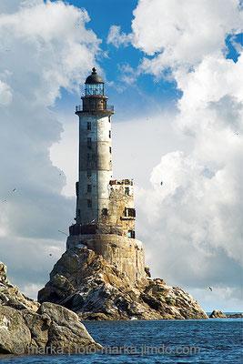 мыс и маяк Нака – Сиретоко (Naka-Shiretoko)  灯台那珂 - 知床みさき(灯台Aniwa) (Анива) 1939 г.
