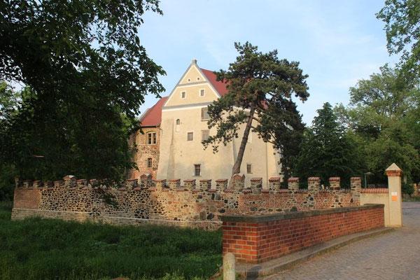 Wasserschloss in Roßlau