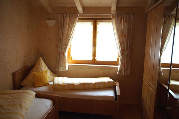 Schlafen 2 - Ferienhaus am Brückelsee - Erika Wölfel