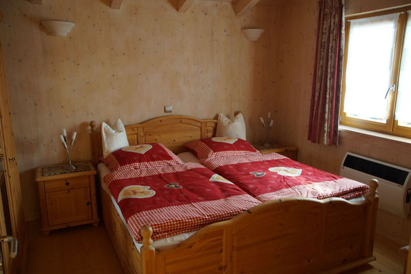 Schlafen 1 - Ferienhaus am Brückelsee - Erika Wölfel