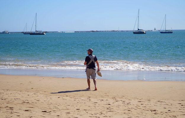 Praia Grande - Ferragudo