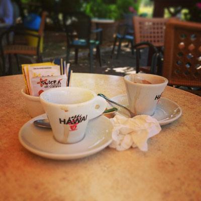 ALBERESE: Leckerer caffè