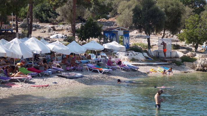 Delos Beach Hotel in Limanağzi