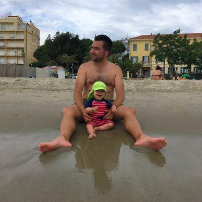 Spiaggia Libera in Taggia
