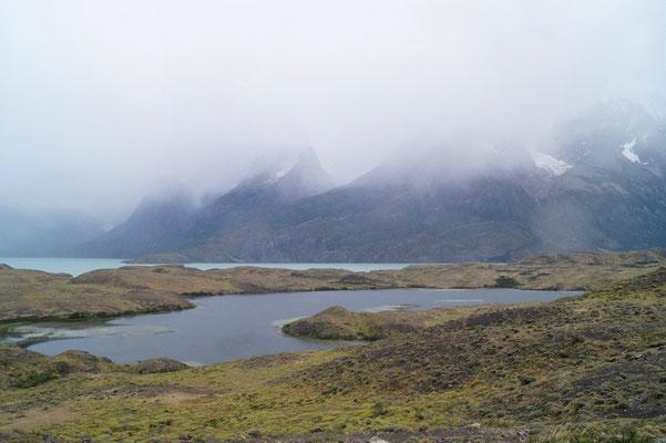 Torres del Paine: Lago Nordenskjöld