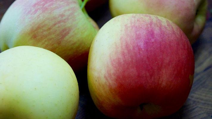 Äppel! Das Beste am Herbst!