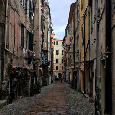 San Remo: Die Gassen von La Pigna