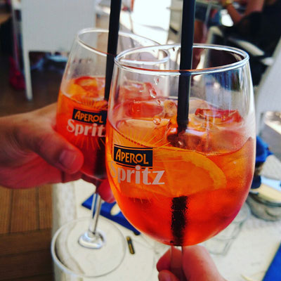 CASTIGLIONE DELLA PESCAIA: Aperol Spritz