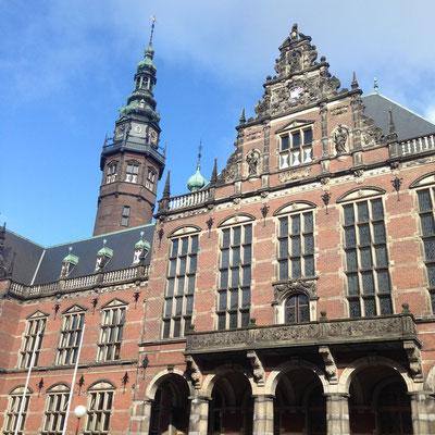 Academia-Gebäude Groningen