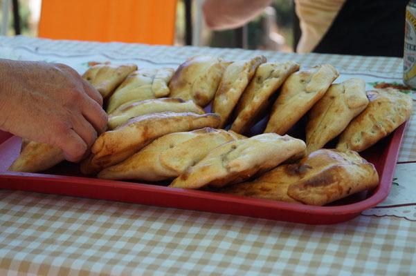 Empanadas de pino hausgemacht: Köstlich!