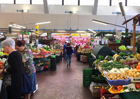 San Remo: Il mercato coperto