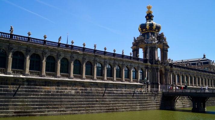 Dresden: Zwinger