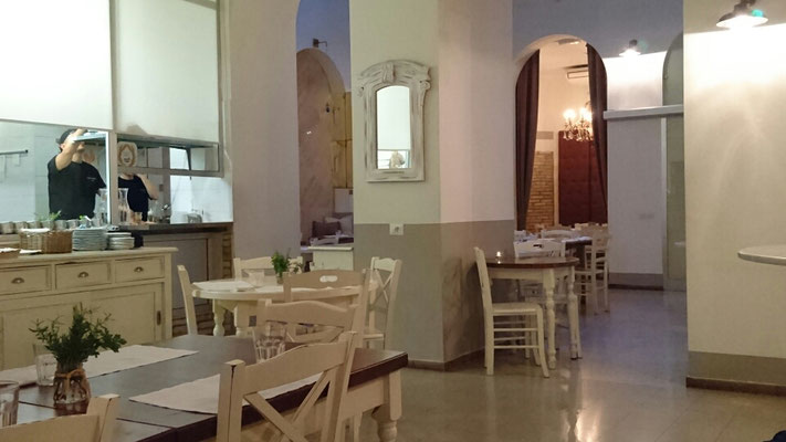 """ROMA: Das Restaurant """"La Ciambella"""""""