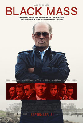 Social Movie Night. Black Mass