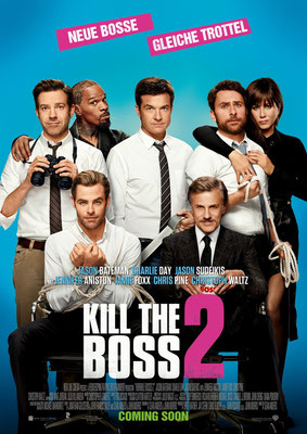 Social Movie Night: Kill the Boss 2