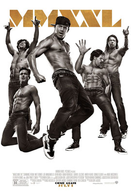 Social Movie Night: Magic Mike XXL