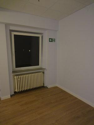 Gitter vor den Fenstern weg 3.0 - Ruheraum