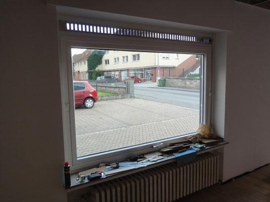 Gitter vor den Fenstern weg 2.0 - Spielfläche
