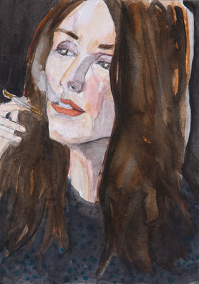 """SMOKING JULIE II"""