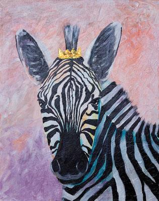 """Blythe, 20"""" x 16"""", acrylic on canvas, 2013"""