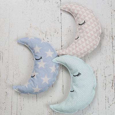 Luna sorgt mit ihrer Zirben-Kräuterfüllung für einen entspannten Schlaf