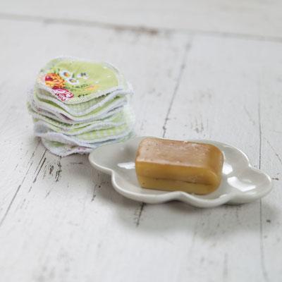 Wattepad-Ersatz aus Stoff: meine Hautschmeichler sind waschbar! 12€