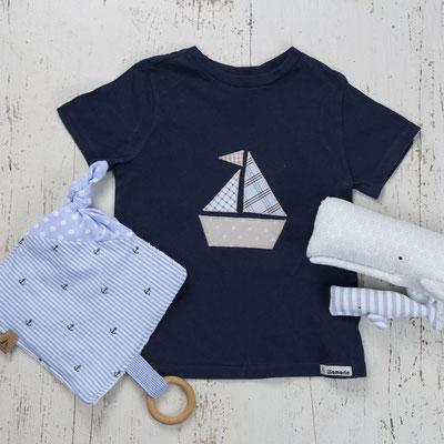 Knistertuch, Shirt & Dekowale