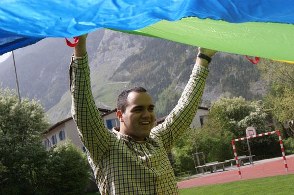 Fallschirmspiel ( Zivi)