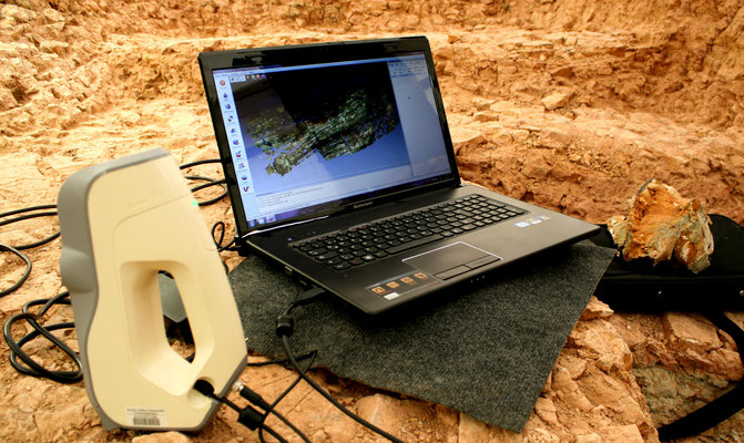 3D-Scan-Equipment