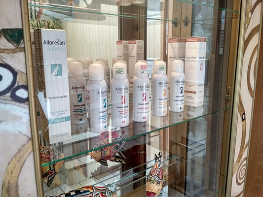 Produkte Podologie Seckenheim