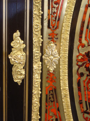Porte Meuble Napoléon III. Ebénisterie Philippe