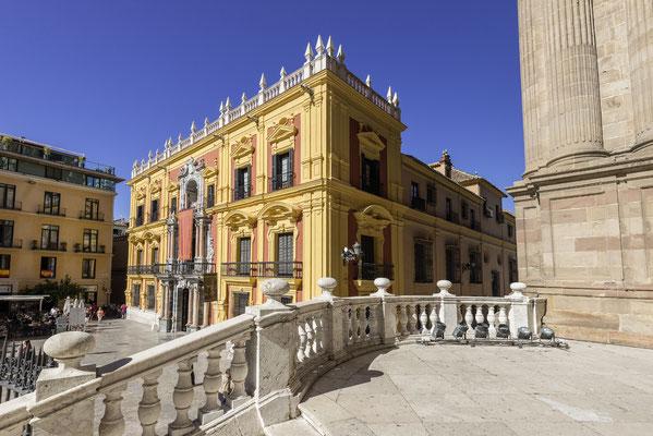 Malaga, Andalusien
