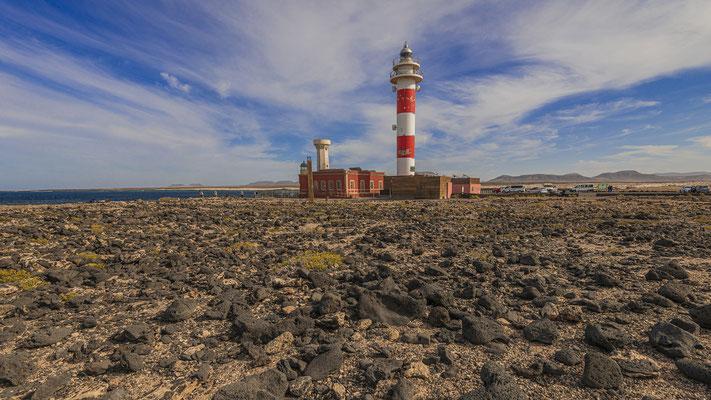 Leuchtturm El Tostón, Caleta del Marrajo, El Cotillo