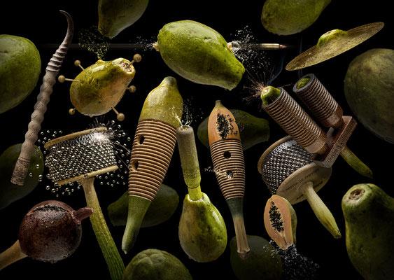 Papaya percussionata · © Olaf Bruhn 2017