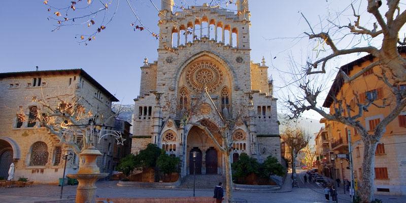 Kathedrale von Sóller